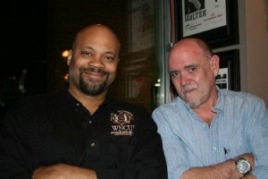 It was a wonderful 4 and a half years. Mel and I have worked together to keep the OpenMic going. I chose his spot because it had the right 'vibe', great location with parking, and wonderful Creole/Cajun food. I will miss Mel and the staff, as they've become part of my OpenMic family. Come see us at our new home 58 fifty Bistro. - Brett Chambers, Brett Chamber's OpenMic